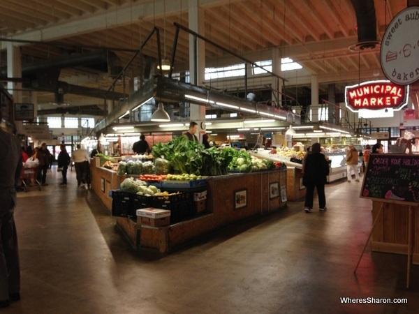 Sweet Auburn Curb Market Atlanta GA
