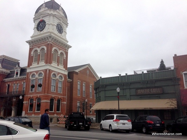 town hall and mystic grill in covington GA vampire diaries