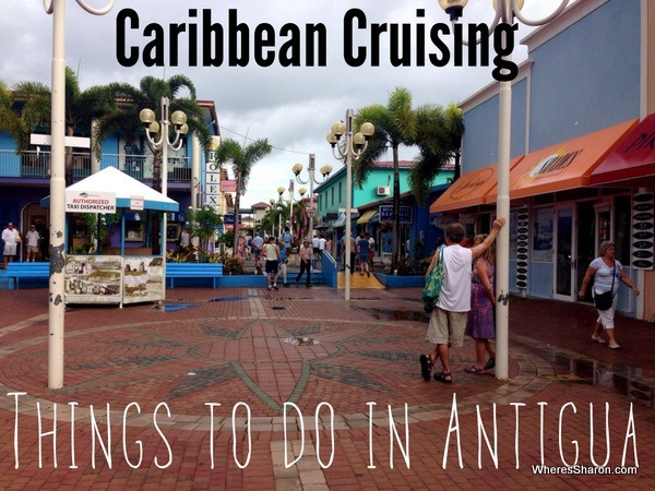 Caribbean Cruise things to do in antigua