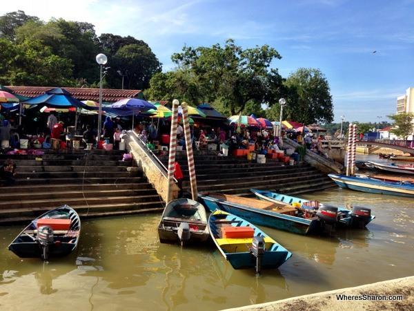 Tamu Kianggeh in bandar seri begawan