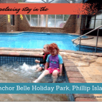 A relaxing stay at the Anchor Belle Holiday Park on Phillip Island