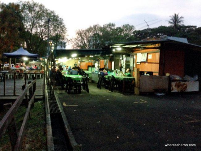 Tamu Saleri Night Market bandar seri begawan things to do