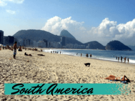 South America travel blog