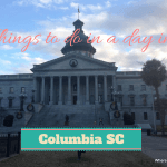A fun day in Columbia SC with kids