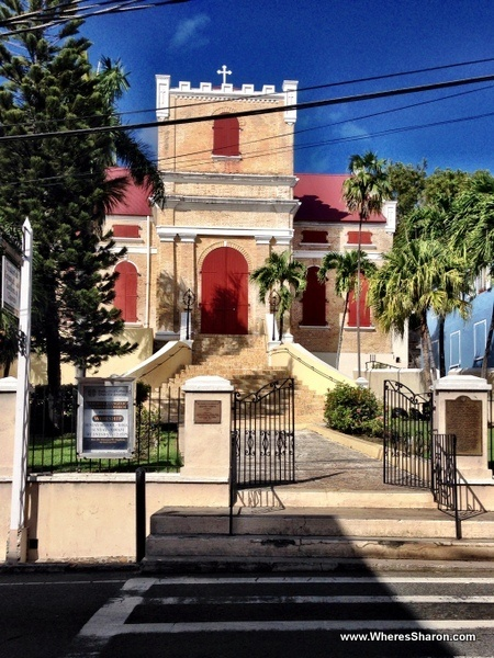 Charlotte Amalie things to do