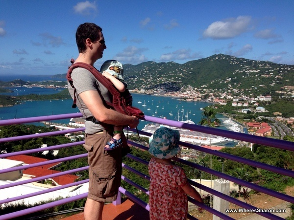 Views from Paradise Point things to do in Charlotte Amalie