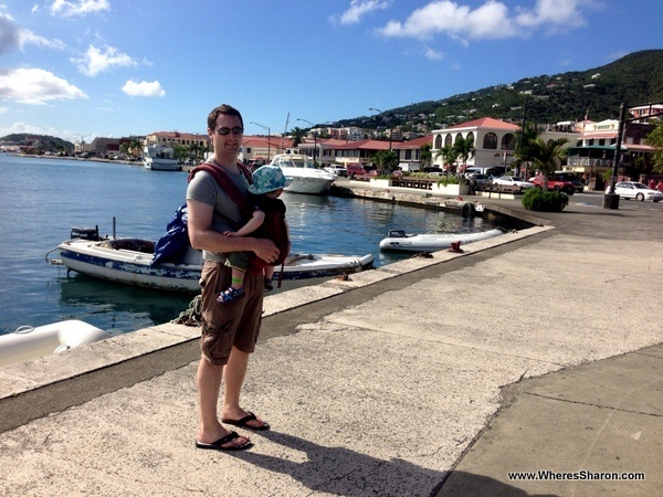 Waterfront in Charlotte Amalie things to do in a day in US Virgin Islands