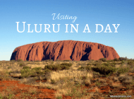 The awesome experience of visiting Uluru in a day