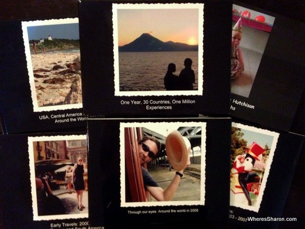 keeping the travel memories alive with photo books