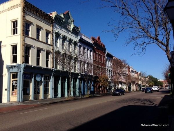 Exploring the Historic District things to do in charleston