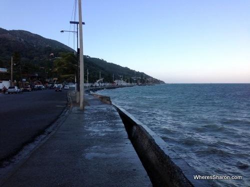 Boulevard du Mer cap-haitian