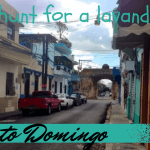 The hunt for a Santo Domingo Lavanderia!