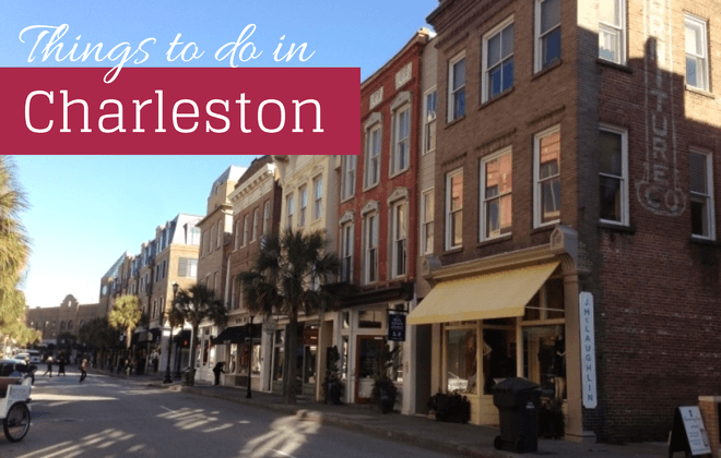 Our five best things to do in charleston family travel for Things to charleston sc