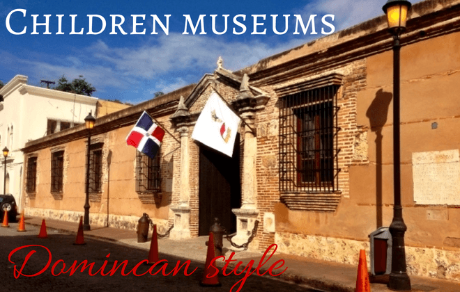 Museo Infantil Trampolin - Children museum Dominican style!