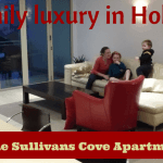 Family luxury in Hobart at the Sullivans Cove Apartments