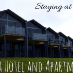 Relaxation and views at Lufra Hotel and Apartments