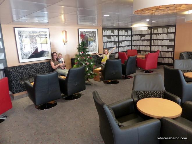 spirit of tasmania reading room