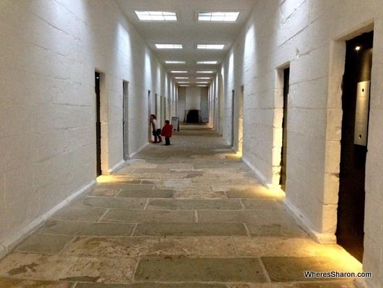 silent prison at Port Arthur Historic Site