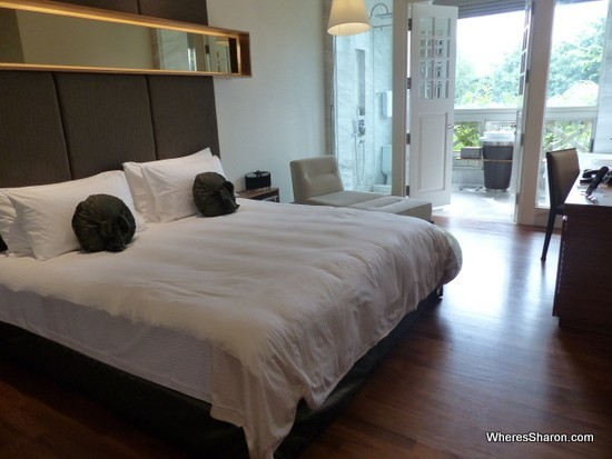 Room at Hotel Fort Canning
