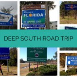 The awesomeness and the disappointment of our Deep South road trip