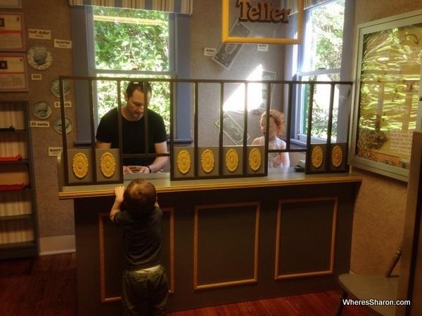 bank at Boca Raton Children's Museum
