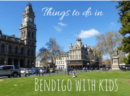 Fun things to do in Bendigo with kids