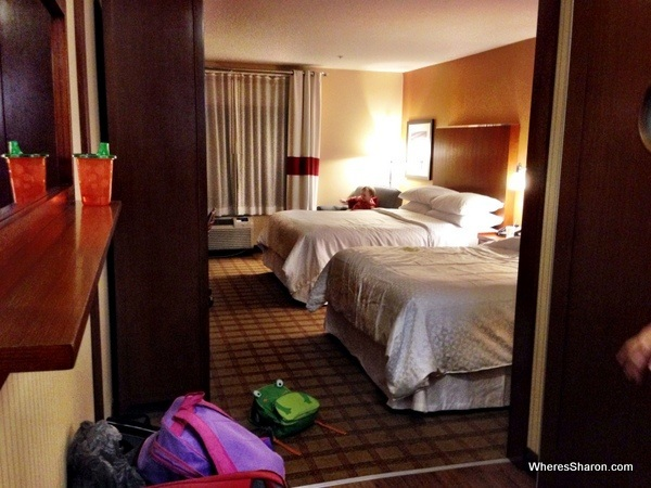 Room at Four Points by Sheraton Jacksonville