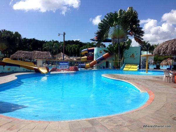Agua Caribe Santo Domingo pool