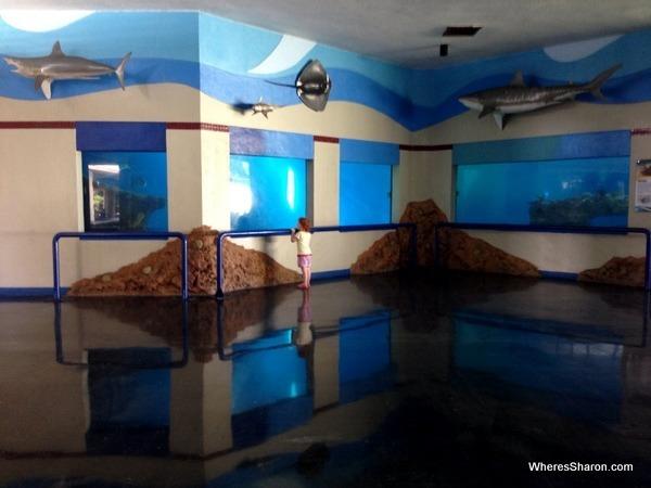 Santo Domingo National Aquarium