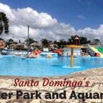Visiting Santo Domingo's aquarium and water park