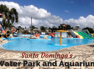 Visiting Santo Domingo's aquarium and water park