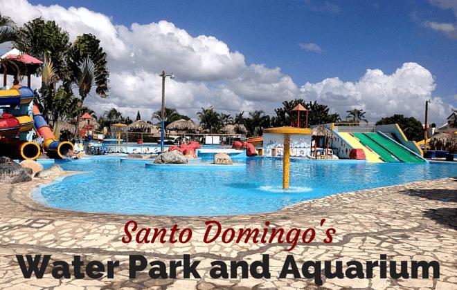 Santo Domingo's Water Park and Aquarium (acuario nacional)