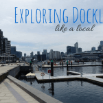Exploring Docklands, Melbourne like a local