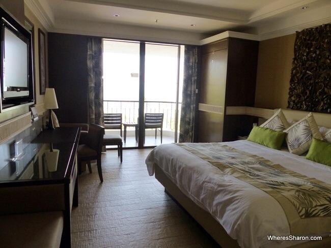 room at Golden Sands Resort