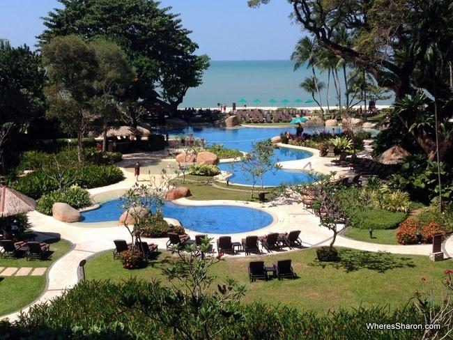 Shangri-La's Rasa Sayang Resort and Spa hotel in penang for family