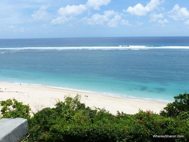 Sanabe bali suites ocean view