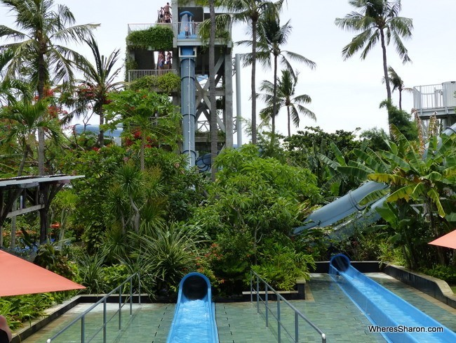 climax waterbom bali