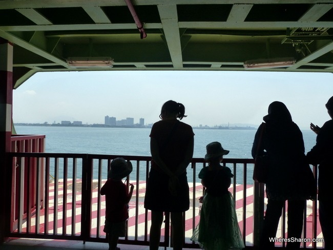 ferry from butterworth to penang with kids