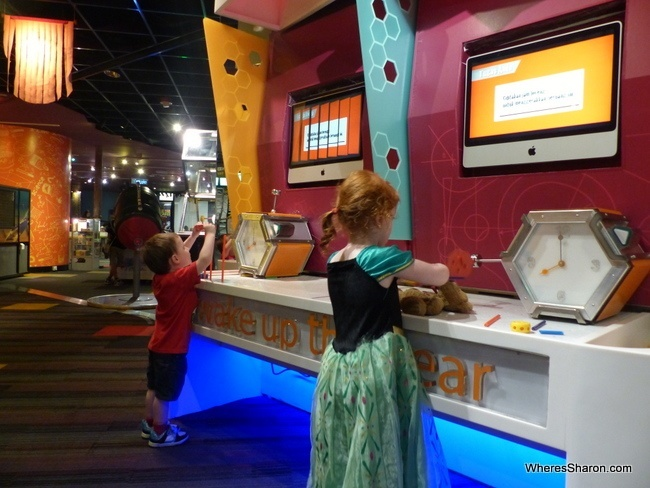 petrosains discover centre kuala lumpur for kids