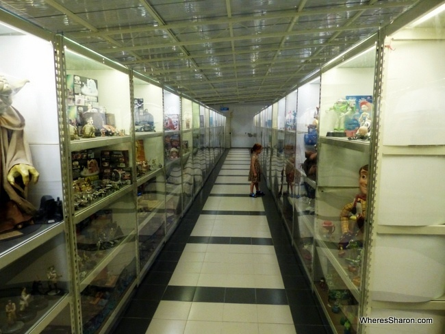 Toy Museum and Heritage Garden Penang