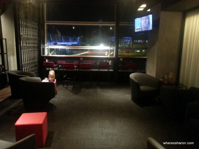 Air Asia Premium Red Lounge review