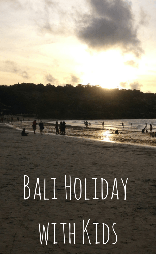 Bali Holiday with Kids