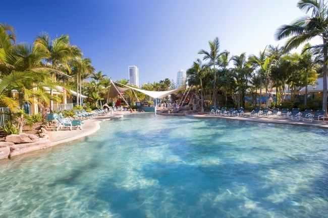 breakfree diamond beach resort review