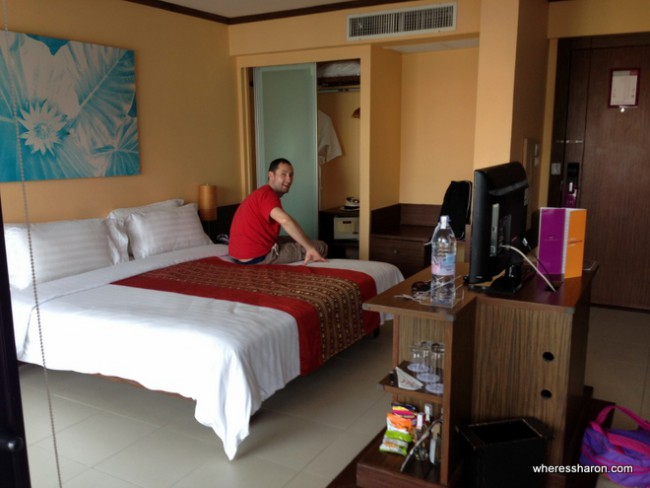 best place to stay in pattaya with family