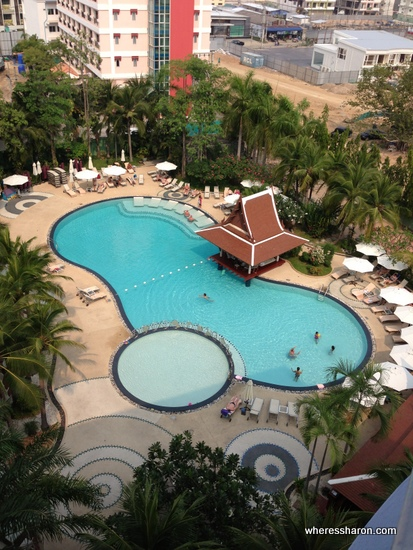top resorts in pattaya
