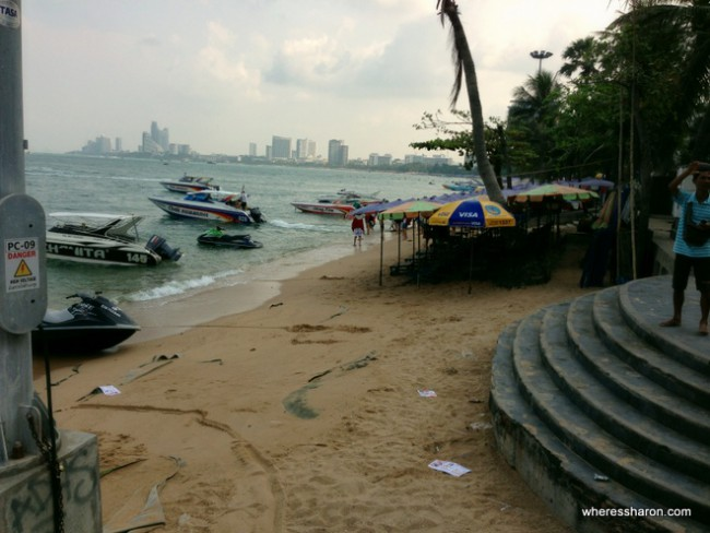 pattaya beach travel