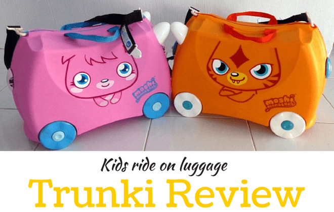 Our Trunki Reviews - The Best Kids Ride On Suitcase! - Family ...