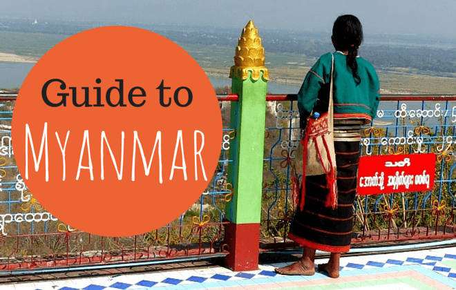 Guide to myanmar