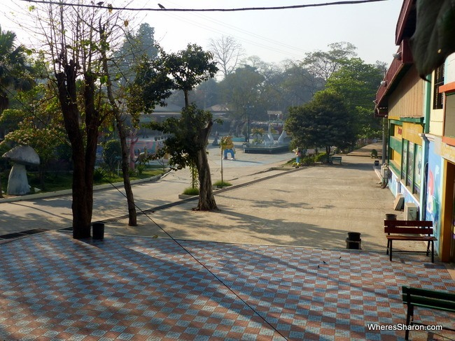 City Park Mandalay