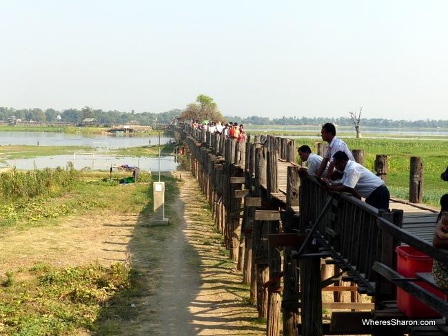 U-Bein Bridge